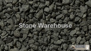 Black Basalt Gravel 10mm
