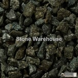 Green Granite Chippings 14mm