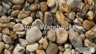 Oyster Pebbles 20mm