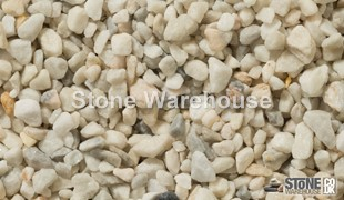 Polar White Chippings 8-11mm