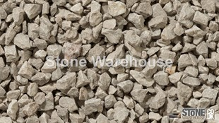 White Limestone Gravel 10mm