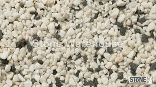 Black & White Chippings 3-8mm