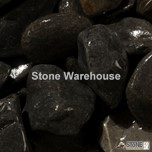 Black Cobbles 40-90mm