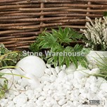 White Pebbles 20-40mm