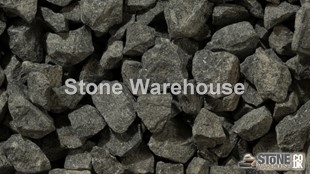 Black Basalt Gravel 20mm