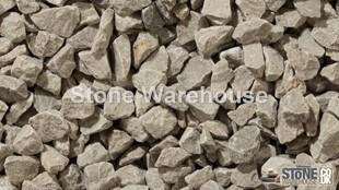White Limestone Gravel 14mm