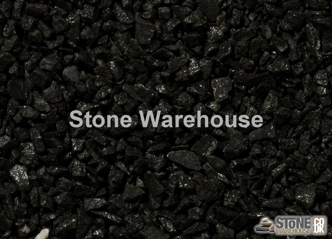 Black Basalt Gravel 6mm
