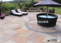 Modak Sandstone Patio Packs