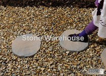 Bronte Acorn Brown Stepping Stones