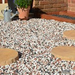 Weathered Apricot Bronte Stepping Stones