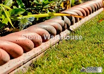 Rope Top Edging - Brindle