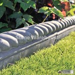 Rope Top Edging - Charcoal