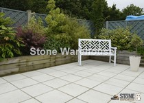 Stamford Paving Slabs in Natural