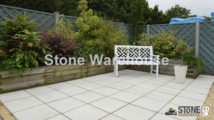 Stamford Paving Slabs Natural