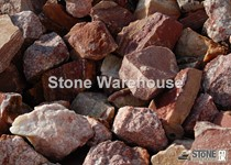 Rustic Red Rock 60-100mm