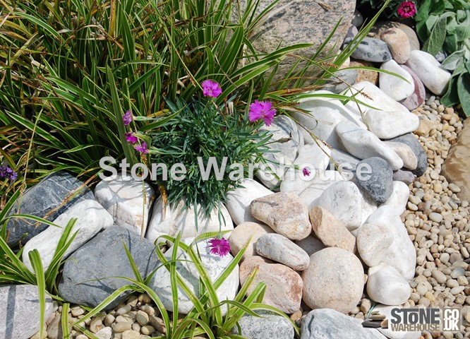 Mediterranean Mixed Cobbles 60-120mm