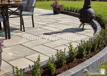 Bronte Weathered Buff Patio Pack