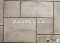 Bronte Weathered Stone Patio Pack