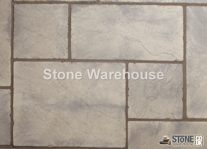Weathered Stone Bronte Patio Pack