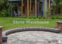 Bronte Weathered Stone 1.8m Paving Circle
