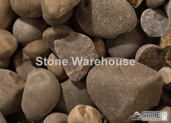 Tweed Cobbles 30-100mm