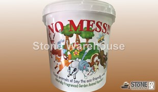 No Mess Resealable Tub