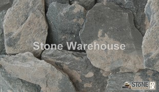 Green Slate Oversized Chippings 50-200mm
