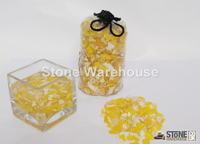 Lemon Glass Pouch