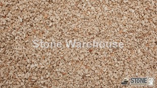Tuscan Beige Chippings 3-8mm