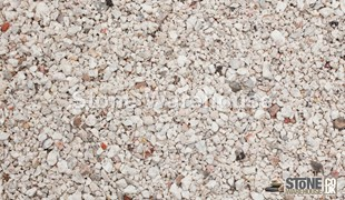 White Flint Chippings 6mm