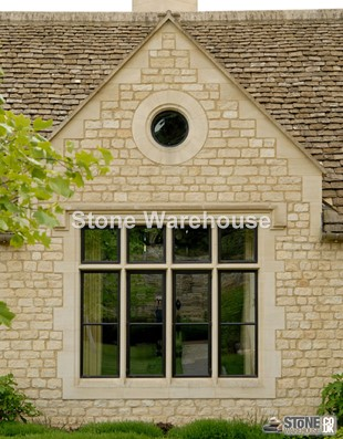 Cotswold Rough Dressed Building Stone