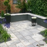 Weathered Stone Bronte Slabs - Various Sizes