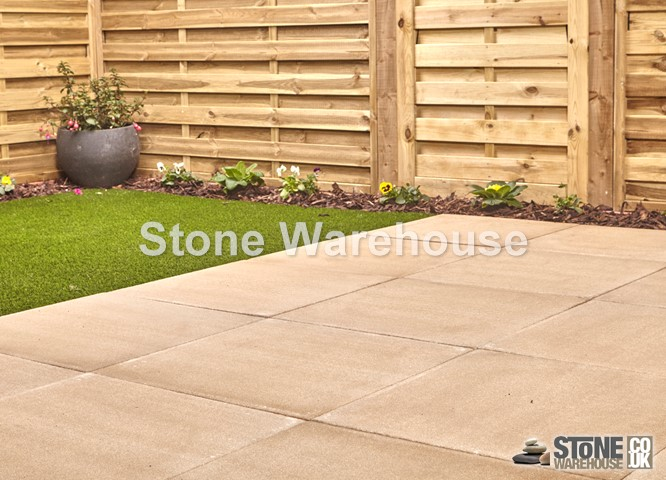 Chaucer Textured Paving 600x600mm