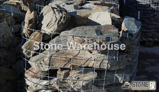 Cornish Slate Rockery