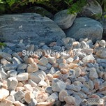 Italian Marble Chippings 10-20mm