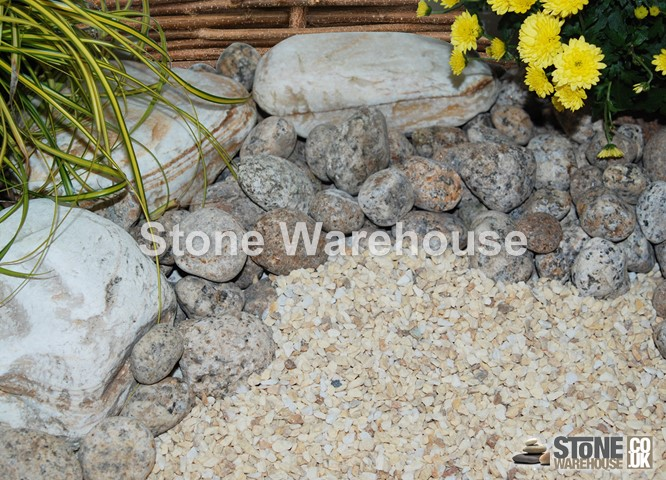 Honey Marble Gravel 3-8mm