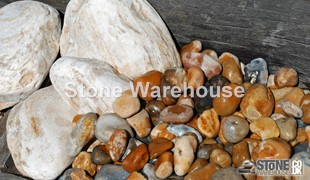 Canterbury Beach Pebbles 20-40mm