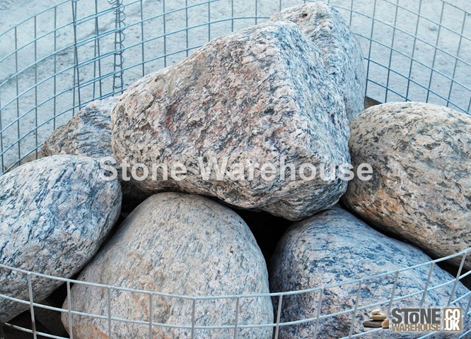 Scottish Boulders Speckled