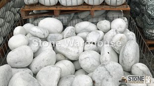 White Boulders 250mm