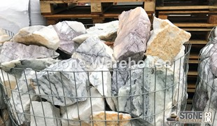 Marbled Lilac Rock 250mm