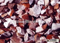 Pink Multi Flint 8-11mm
