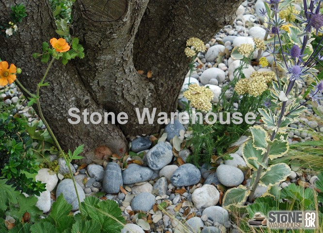 Dove Grey Cobbles 40-90mm