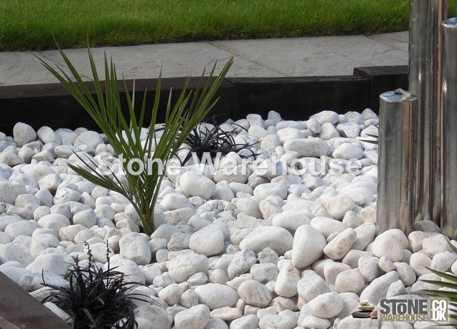 White Cobbles 40-90mm