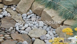 Yorkstone Brown/Buff Rockery