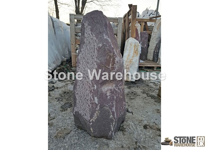 Bordeaux Monolith Drilled 800-1100mm