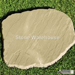 Weathered Apricot Bronte Random Stepping Stones