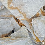 Apricot Marbled Rock 250mm