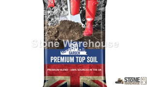 Go Garden Top Soil
