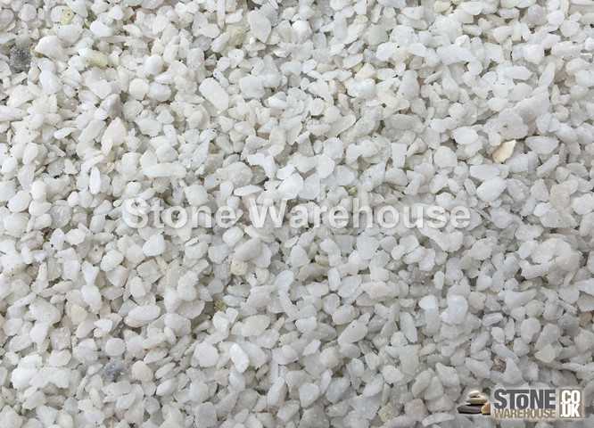 Italian White Gravel 1-4mm