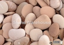 Japanese Peach Pebbles 15-30mm